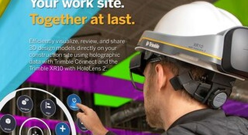 Your Data, Your Worksite — Together at Last.