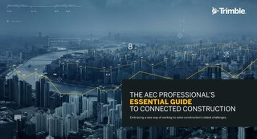 The AEC Professional's Guide to Connected Construction