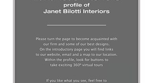 Luxurious Interiors - Janet Bilotti