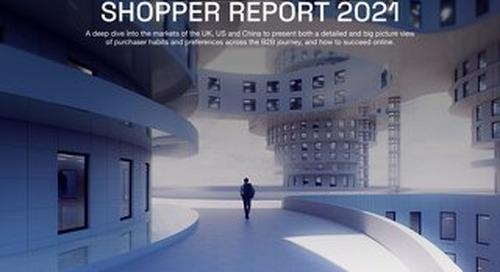 The B2B Future Shopper Report 2021