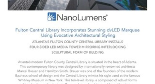Fulton County Central Library