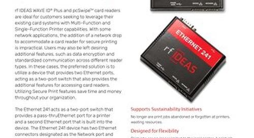 ACDI rf IDEAS Ethernet241