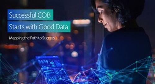 Successful COB Starts with Good Data