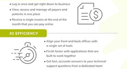 Why Less Is More for Revenue Cycle Success Infographic