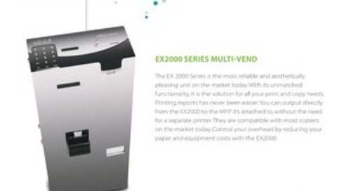 EX2000 Spec Sheet
