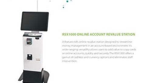 RSX1000 Spec Sheet