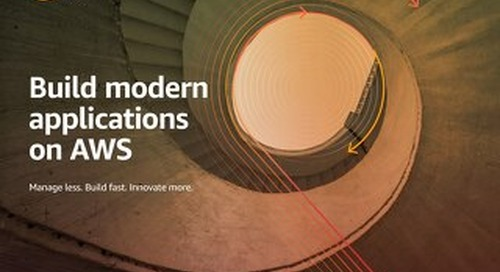Build Modern Applications on AWS