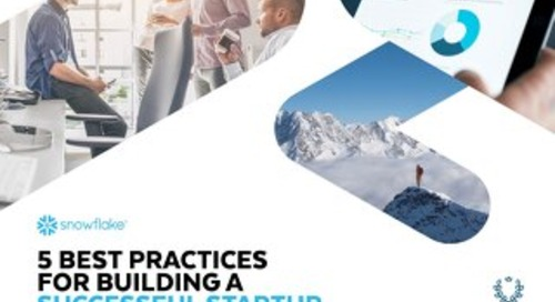 5 Best Practices for Building a Successful Startup