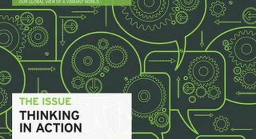 Aurecon 360 Issue 6 Thinking in action