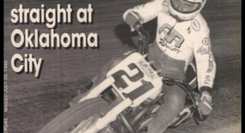 Cycle News 1992 08 05