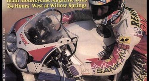 Cycle News 1992 09 30