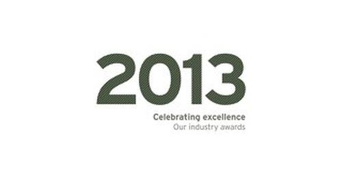 Awards 2013 Celebrating excellence