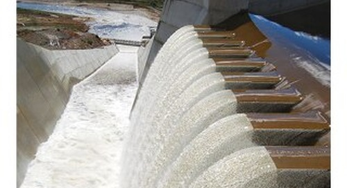 Bulk Water and Dams Competency brochure