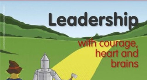 Leadership: With Courage, Heart and Brains (Fall 2010)