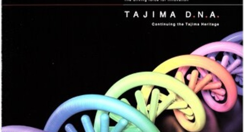 Tajima Corporate Brochure