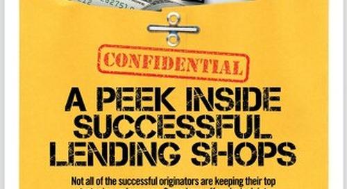 A Peek Inside Successful Lending Shops