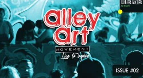 Alley Art Movement Issue 02