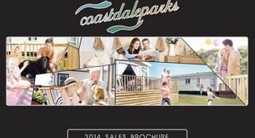 Coastdale Parks - Sales Brochure 2014