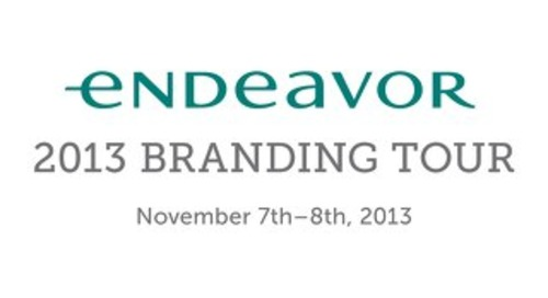 2013 Endeavor Branding Tour Facebook