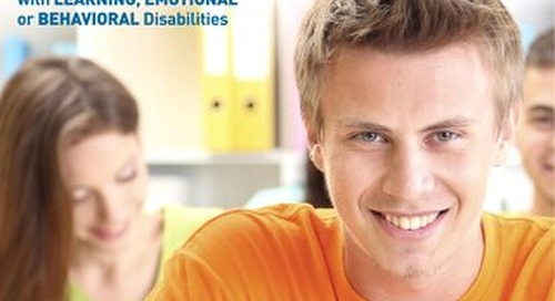 2014 Guide to Special Needs Schools and Programs