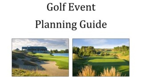 Golf Event Planning Guide