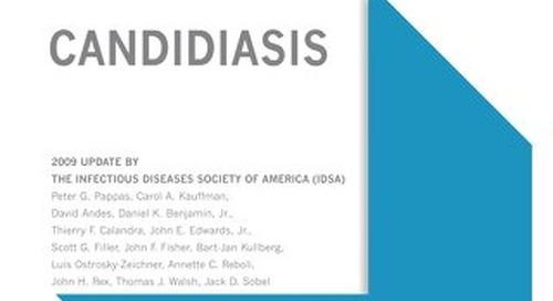 Candidiasis (IDSA Bundle)