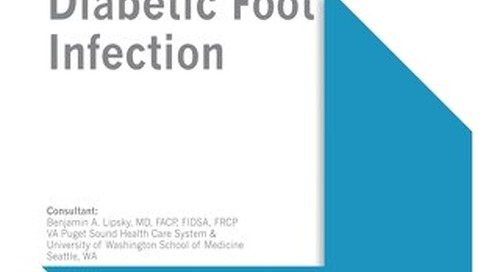 Diabetic Foot Infection (IDSA Bundle)