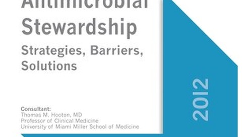 Antimicrobial Stewardship (IDSA Bundle)