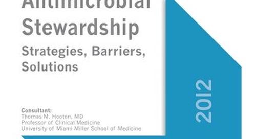 Antimicrobial Stewardship (IDSA Bundle)