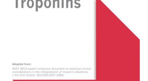 Troponins (ACCF Bundle)