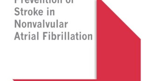 Prevention of Stroke in Nonvalvular Atrial Fibrillation