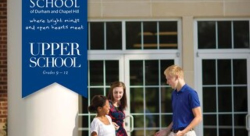 Upper School Viewbook