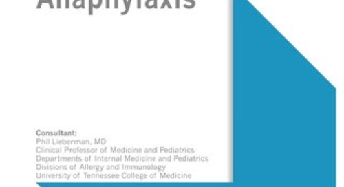 Anaphylaxis (ACAAI/AAAAI Bundle)
