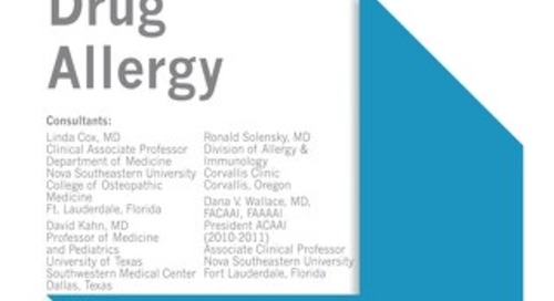 Drug Allergy (ACAAI/AAAAI Bundle)