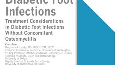 Diabetic Foot Infections Without Osteomyelitis