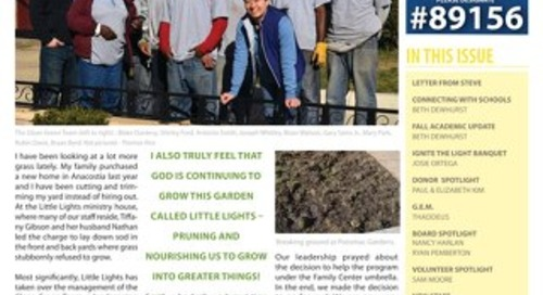 2011 Fall Newsletter