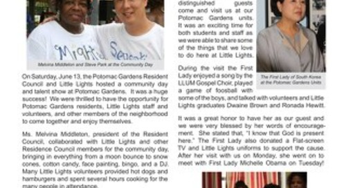 2009 Summer Newsletter