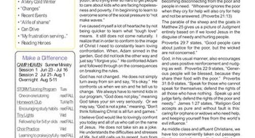 2003 Summer Newsletter