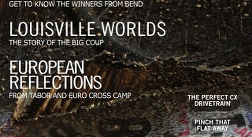 Cyclocross Magazine Issue 9 - Digital Version