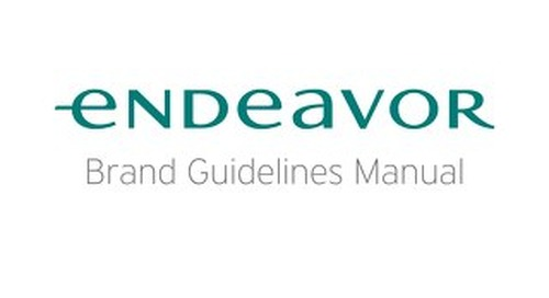 Endeavor Brand Guidelines Manual
