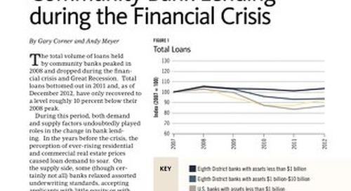 Central Banker - Spring 2013