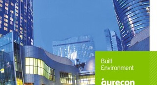 Built Environment Market Brochure