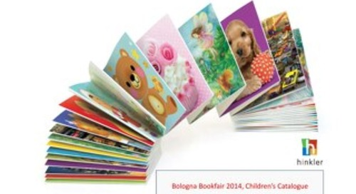 Bologna 2014, Children's Catalogue