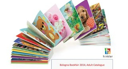 Bologna 2014, Adults' Catalogue