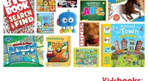 Kidsbooks Catalogue Bologna 2014