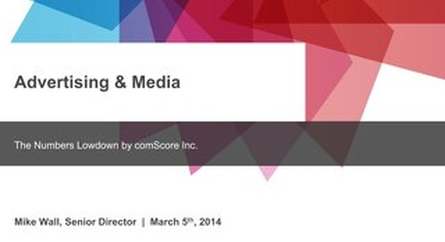 Comscore - Advertising Media