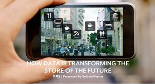 Data Is Transforming The Store Of The Future