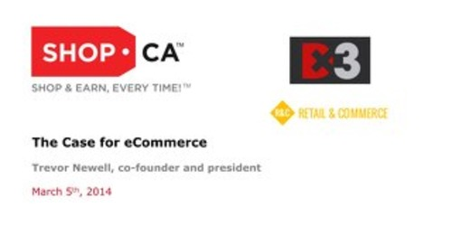 The Case for eCommerce