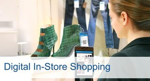 Digital In-Store Shopping