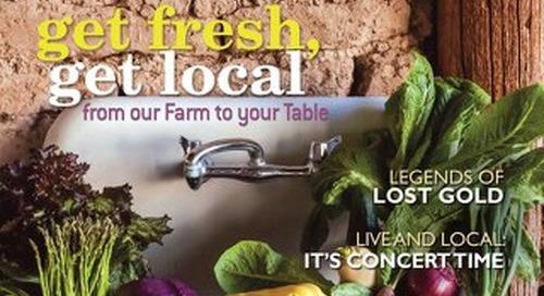 Las Cruces Magazine - Spring/Summer '14